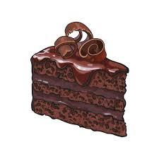 piece of chocolate cake clipart. Beautiful Chocolate Desserts Clipart Choclate Cake 6850431 For Piece Of Chocolate Cake Clipart K