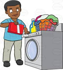 black man washing clothes. Plain Black A Black Man Adding A Good Measure Of Detergent Powder To His Laundry Washer Throughout Black Man Washing Clothes