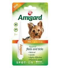 non toxic flea ticks spot on for dogs
