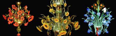 lighting lamp murano chandeliers glass