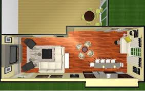 2D Interior Design New Decoration