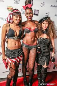 Nick Cannon's Ncredible Haunted Mansion Party - Madinah Ali Twee Lam -  Image 133 | Guest of a Guest