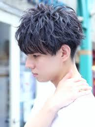 廣田スペシャル横顔決まるエキセントリックマッシュメンズ髪型