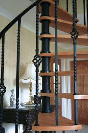 spiral staircase lighting. Timber-Tread-Staircase-solid-Beech-5 Spiral Staircase Lighting I