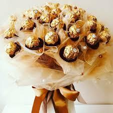 Ferrero Rocher Bouquet Designs Ferrero Rocher Chocolate Bouquet