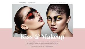 makeup artist websites templates makeup artist portfolio website template makeup artist by altklub