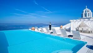 Image Resort The Infinity Pool At Tsitouras Collection Hotel On Santorini Santorini Dave 10 Best Santorini Hotels With Infinity Pools My 2019 Guide