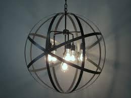 orb chandelier gold kitchen chandelier polished nickel orb chandelier rustic sphere chandelier