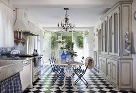Riviera Kitchen Cabinets French Riviera Inspired Cottage Kitchen Interiors By Color
