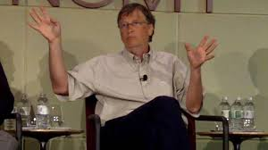 Bill Gates on in-person vs. online education - YouTube
