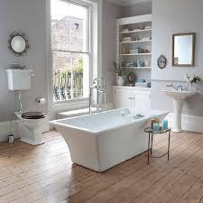 victorian freestand acrylic tub