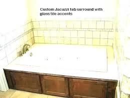 bathtub surround ideas surrounds tile bath tub bathroom wall how tile tub surround