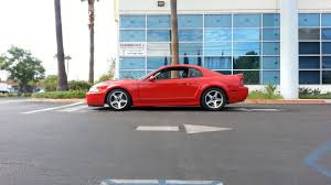 2003 Ford TERMINATOR [SVT Mustang Cobra] For Sale | Los Angeles ...