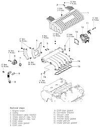 repair guides engine mechanical intake manifold com fig