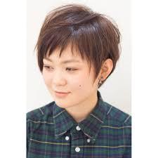 アシメ風ベリーショート vs Brotoブロットのヘアスタイル 美容
