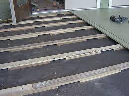 porch flooring wood