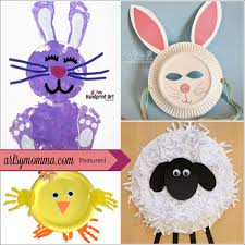 10 fun paper plate easter crafts for kids