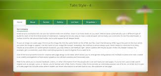 type of tab my tab responsive bootstrap tabs by designcollection codecanyon