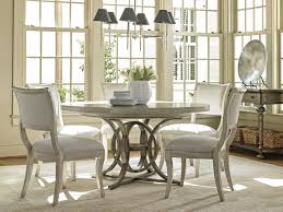 Round Country Kitchen Table Oyster Bay Calerton Round Dining Table Lexington Home Brands