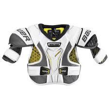 Bauer Shoulder Pad Size Chart Shoulders Pads Bauer Supreme S170 S 17 Sr Shop Hockey Com
