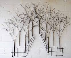 14 best metal wall art images on metal walls metal tree for stylish house metal tree branch wall decor decor