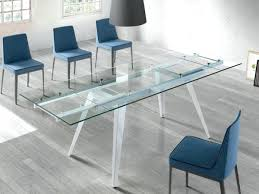 contemporary glass dining room table contemporary extending glass dining table with white gloss legs contemporary round glass dining room tables