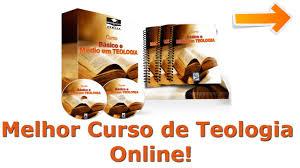 curso de teologia gratis online