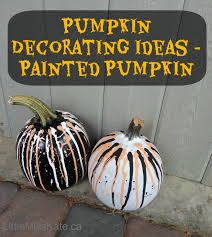 pumpkin decorating ideas painted pumpkins little miss kate 4 home decor catalogs pea home