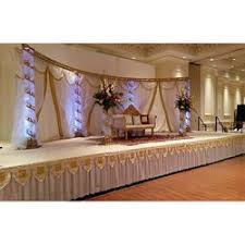 <b>Wedding Stage</b> at Best Price in India
