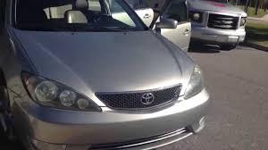 Jacksonville Used Cars- 2005 Toyota Camry SE - YouTube