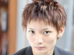 髪型 ショート メンズ セット Kamigata