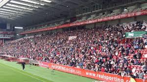 Cómo Llegar Al Estadio El Molinón En Gijón  ElFutbolincomEstadio El Molinon Gijon