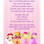 Kids Tea Party Invitation Wording Kids Tea Party Invitation Wording Ladies Tea Party Invitations Kids