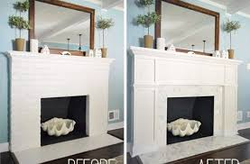 interior fireplace paint fantasy for home design ideas 2