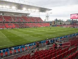 field seating chart seat numbers best of bmo field section seat views of field seating chart