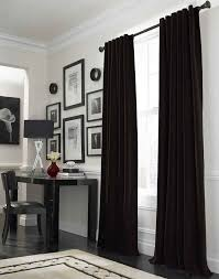 Black living room curtains Drapes Black Velvet Curtains Pinterest The Secrets To Creating Beautiful Interior You Can Do It New