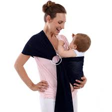 Factory Direct Wholesale Baby Water Sling Carrier With Ring-Knowwaa