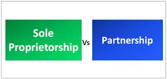 Sole Proprietorship Vs Partnership Top 9 Differences With