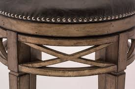 backless swivel counter stools. Hillsdale Furniture Chesterfield Backless Swivel Counter Stool 5609-826 Stools O