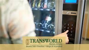 Vending Machine Business Classy 48YearOld CASH Vending Machine Business Businesses For Sale