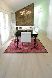 instruction of how to whitewash hardwood floors