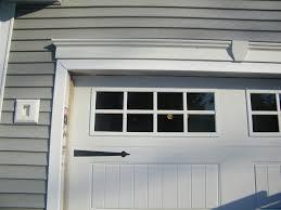 Garage Door garage door exterior trim photographs : moulding for garage door photos | ... Vinyl Lineals for Exterior ...