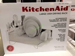 costco 1191342 kitchenaid large capacity dish drying rack