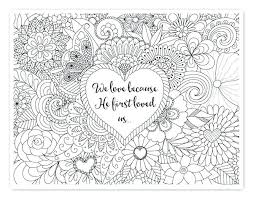 Christian Coloring Pages With Verses Bible Verses Coloring Pages