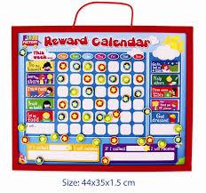 My Reward Board Wooden Educational Magnetic Star Reward Chart