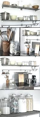 ikea stainless steel shelves for kitchen shelf australia .