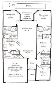 roman house floor plan plans s pics ancient villas information