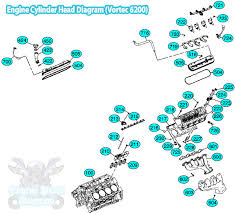 cadillac escalade engine cylinder head diagram vortec 6200 100 engine block 209 valve lifter 210 valve lifter guide 211 valve lifter guide bolt 212 valve push rod 213 valve rocker arm