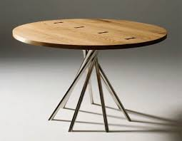 designer wood furniture. Condehouse-tosai-round-table.jpg Designer Wood Furniture