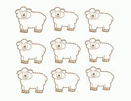 In class have the children color the shepherd and then bring the sides together to form a cone shape. Good Shepherd Coloring Pages Free Coloring Home